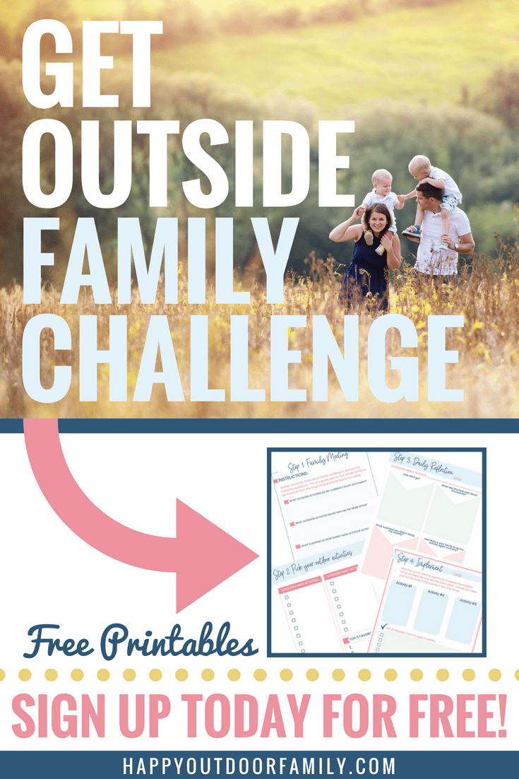 Get Outside Family Challenge
